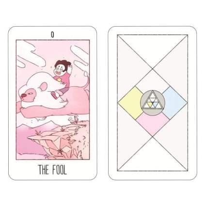 Steven Universe tarot cards