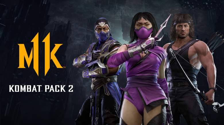 MK 11 Ultimate Kombat Pack 2