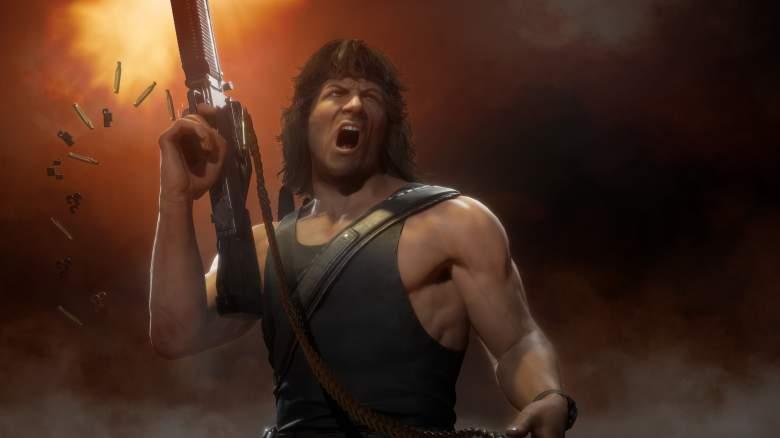 Rambo MK 11