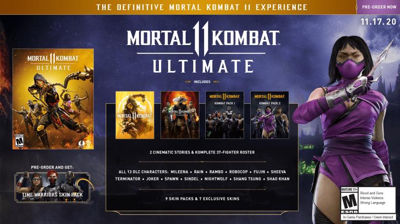 MK 11 Ultimate