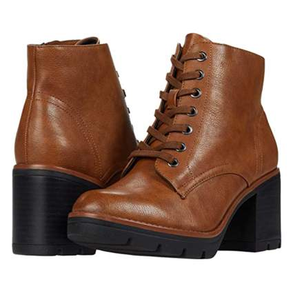 Naturalizer Chunky Boots