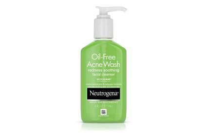 Neutrogena salicylic acid face wash