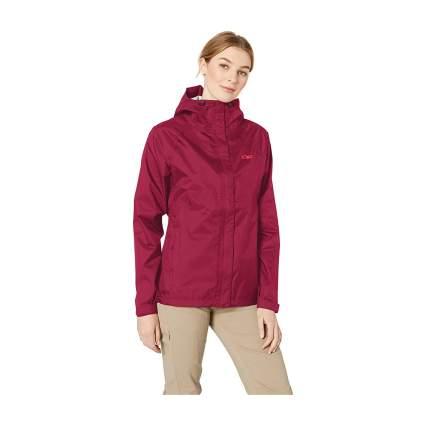 Outdoor Research Womens Apollo Rain Jacket