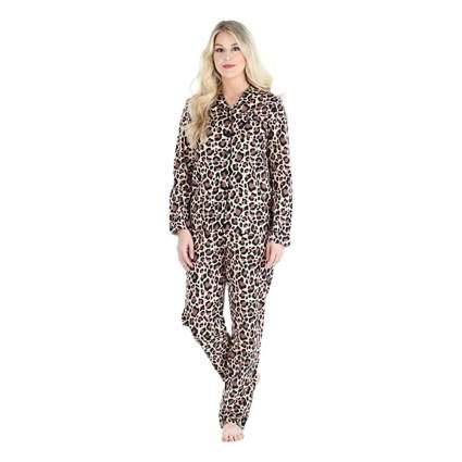 Pajama Mania Flannel Pajamas