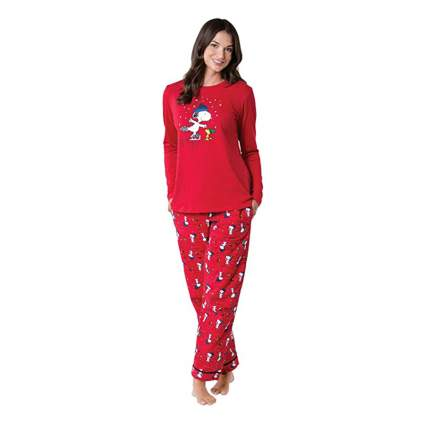 PajamaGram Charlie Brown