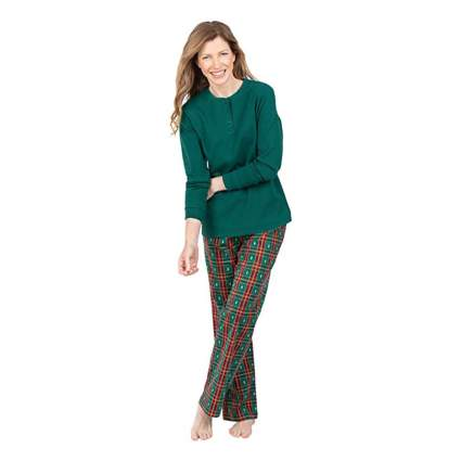 PajamaGram flannel pajamas for women