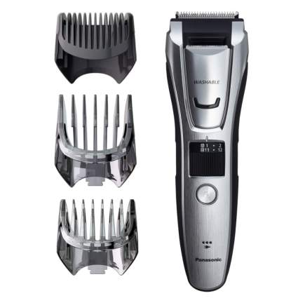 electric beard and hair trimmer