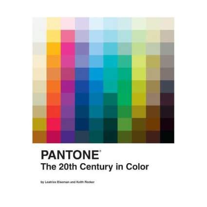 Pantone coffee table book