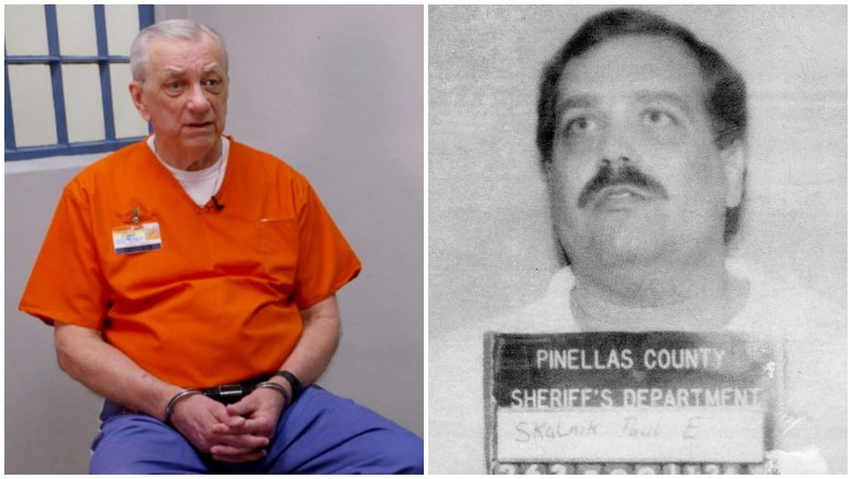 Who Did Paul Skalnik send to death row