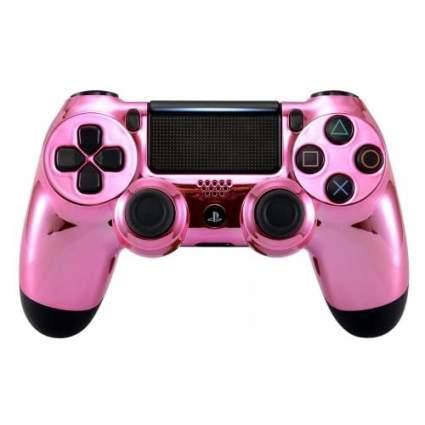 Piranha Performance Custom Pink Dual Shock 4 Controller