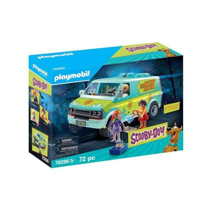 Playmobil Scooby-DOO! Mystery Machine