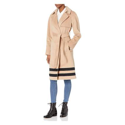 Rachel Roy wrap coat