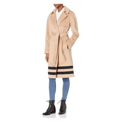 Rachel Roy wrap coat