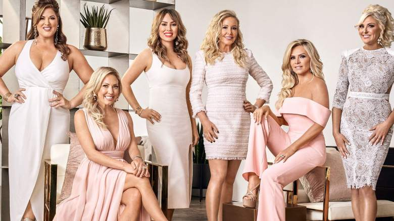 The Real Housewives of Orange County season 15 cast
