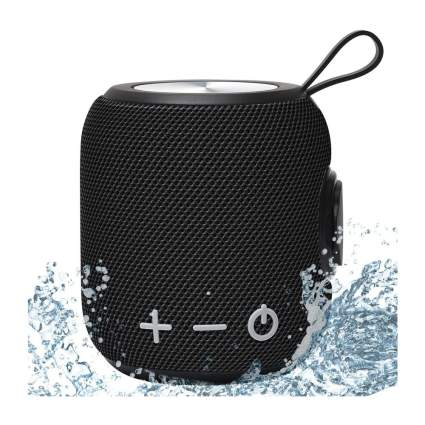 black mini speaker