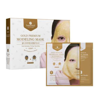 Gold mask set