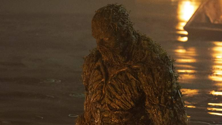 Swamp Thing on The CW