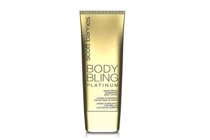 Metallic gold Body Bling lotion