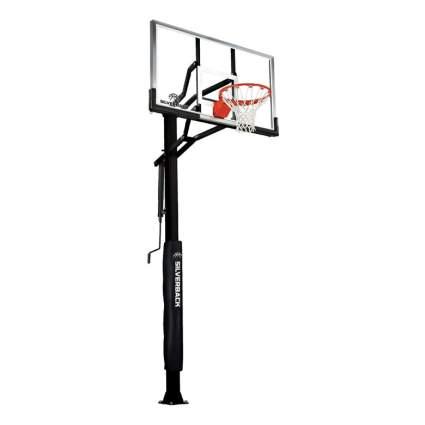 Silverback 60-inch In-Ground Basketball Hoop