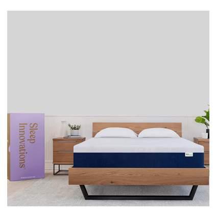 memory foam bed in a box