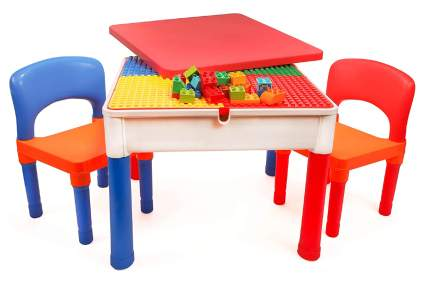 Smart Builder 3 in 1 Activity Table and Chair Set