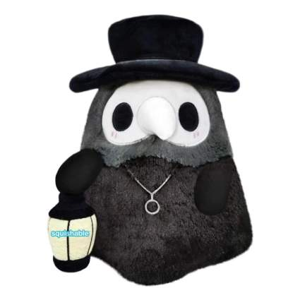 Squishable / Mini Plague Doctor 7-inch Plush