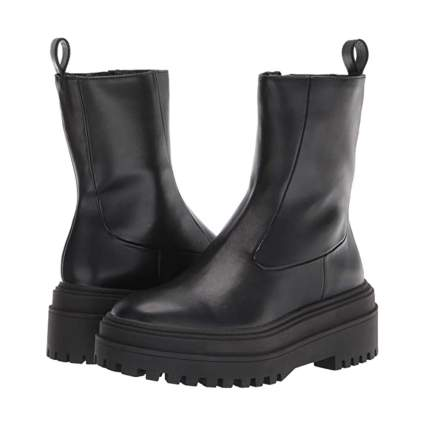 Steve Madden Chunky Combat Boots