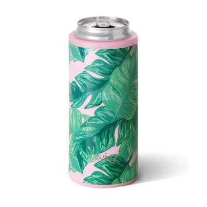 Swig Life 12 Ounce Triple Insulated Skinny Can Cooler