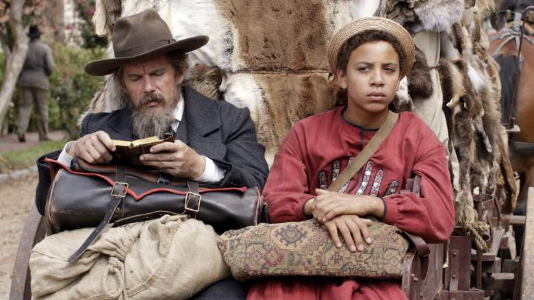 Ethan Hawke and Joshua Caleb Johnson star on Showtime's The Good Lord Bird