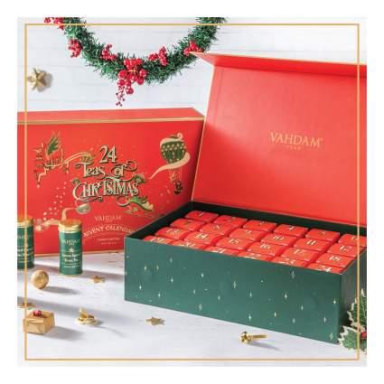 Teas of Christmas