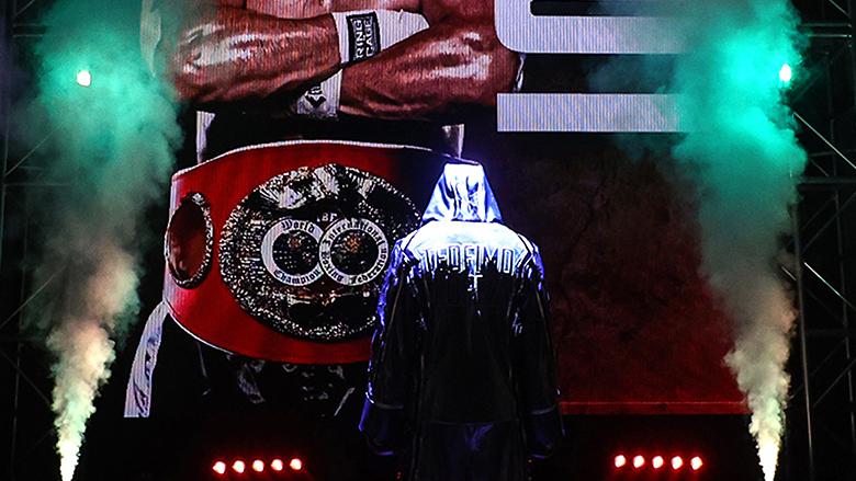 Boxing Champ Teofimo Lopez