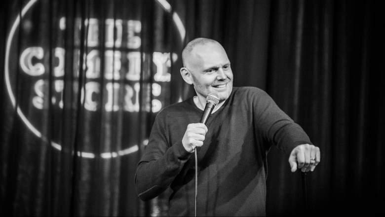 Bill Burr in The Comedy Store docuseries