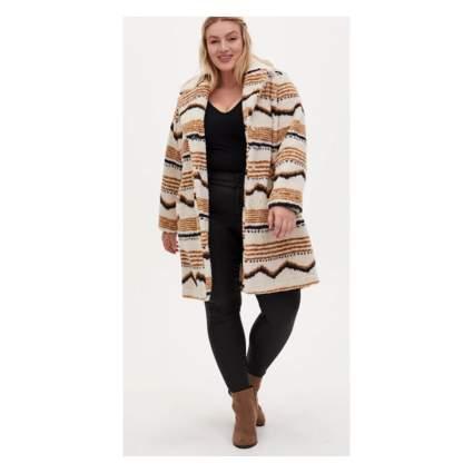 Torrid Sherpa Coat