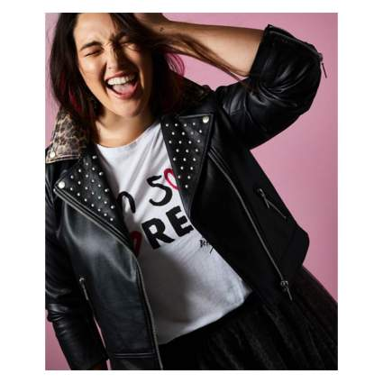Torrid x Betsey Johnson Jacket