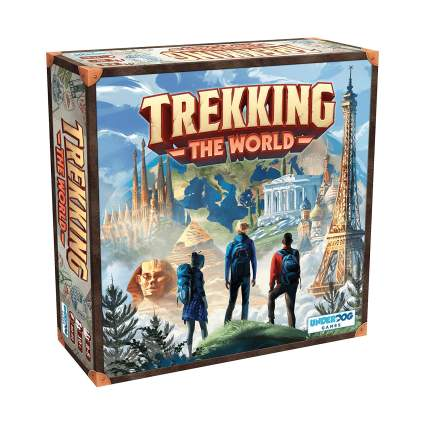 Trekking The World A World Travel Board Game