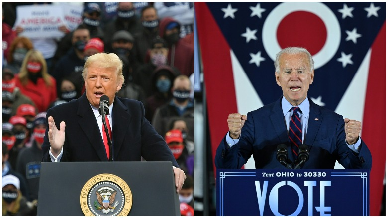 2020 election trump biden