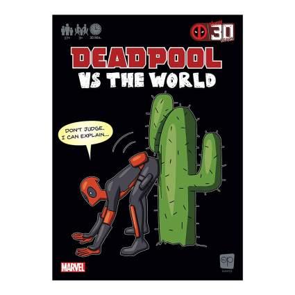 Deadpool board game