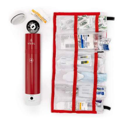 VSSL First Aid - Compact Adventure First Aid Kit