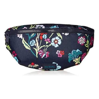 Vera Bradley hipster bag