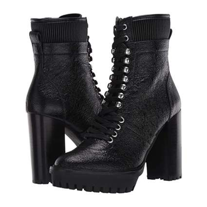Vince Camuto chunky boots