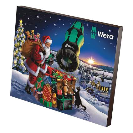 Wera advent calendar