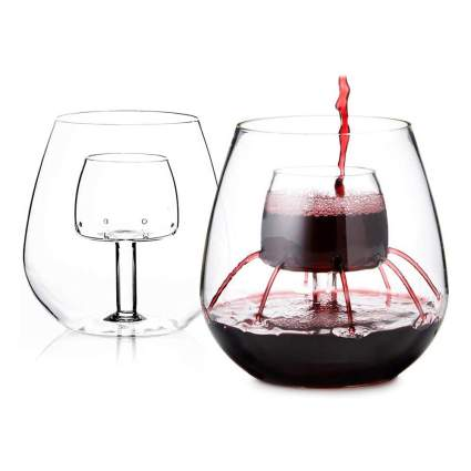 Wine Glass Aerater