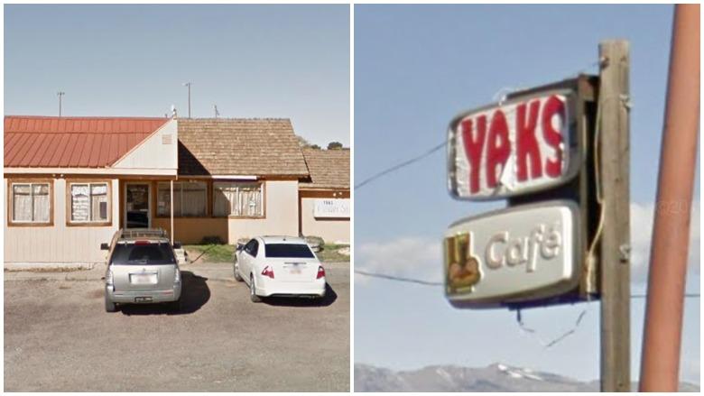 Yaks Cafe
