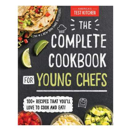 Young Chef Cookbook