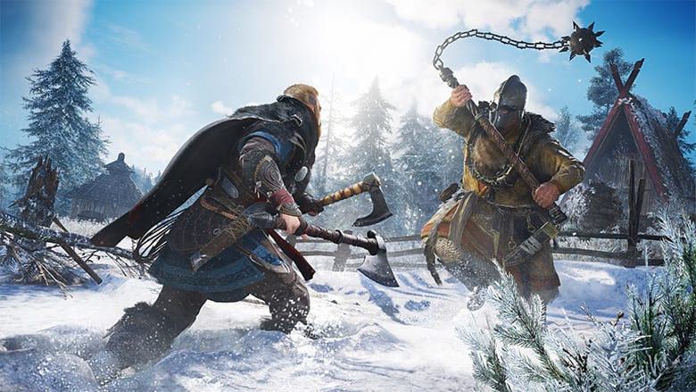 assassins creed valhalla pc preview