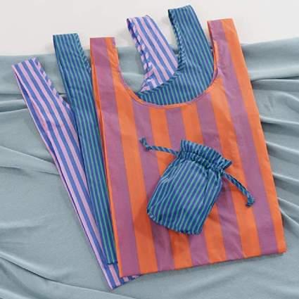Baggu Reusable Shopping Bag 3-Pack