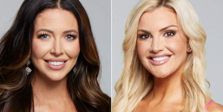 Holly Allen and Kathryn Dunn of Big Brother 21