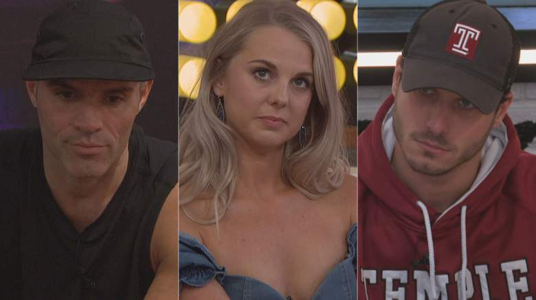 The Big Brother 22 final three