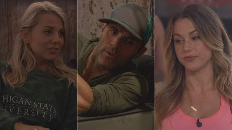 Nicole Franzel, Enzo Palumbo, and Christmas Abbott are three of the final five of Big Brother 22.