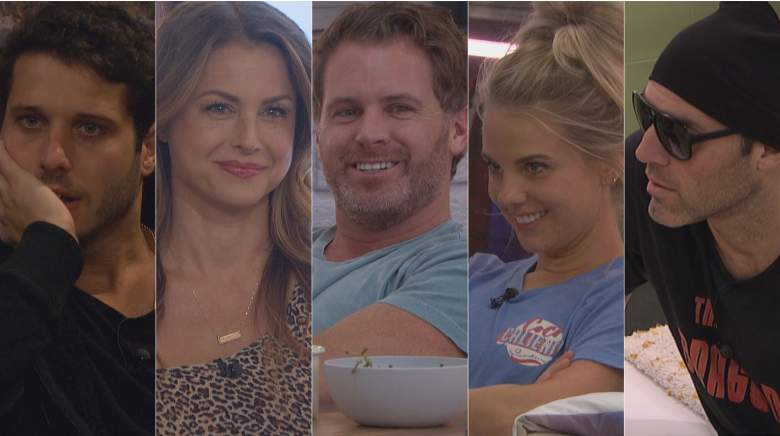 The Big Brother 22 All-Star Final Five